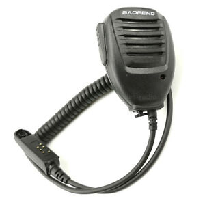 Original-BaoFeng-Speaker-Microphone-UV-9R-Plus-BF-A58-BF-R760-Walkie-Talkie-MIC