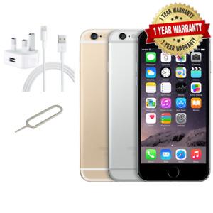 Apple iPhone 6 Unlocked Smartphone - All Colours All Grades 12M Warranty
