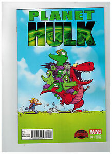 SHE-HULK #1 SKOTTIE YOUNG VARIANT BABY COVER  ANMN 2014 MARVEL COMIC BOOK NEW