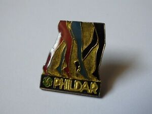 Pin-039-s-vintage-epinglette-collector-publicitaire-PHILDAR-lot-F199