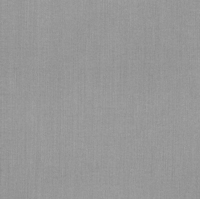 QUALITY STYLISH MODERN JUST ME PLAINE GREY SILVER FEATURE WALLPAPER 266818 RASCH