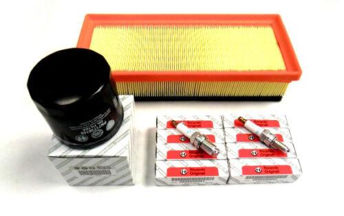 Filtro de aire bujías filtro aceite Alfa Romeo 147 1,6 ts eco 105ps inspektionsset