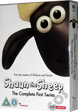 Shaun The Sheep Complete First Series 1 One - 40 Childrens Stories on 5 DVD New