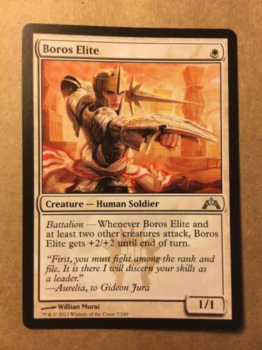 Boros Elite x 4 MTG Gatecrash