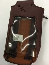 Ericsson GF768,GF788/e Scala Leather Case Belt Clip Bergundy. Brand New Original