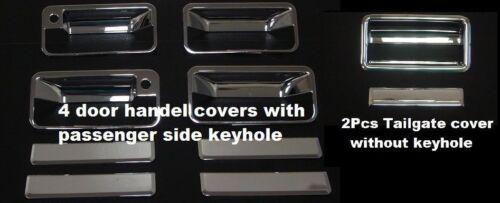 88 89 90 91 92 93 94 95 96 97 98 GMC Chevy C//K Pickup Tailgate Door Handle Cover