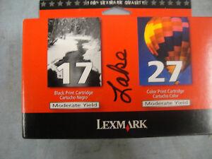 Lexmark-17-and-27-Ink-Cartridge