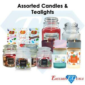 Jelly Belly Scents Airwick Ted Baker Candles /& Tealights HUGE RANGE Yankee