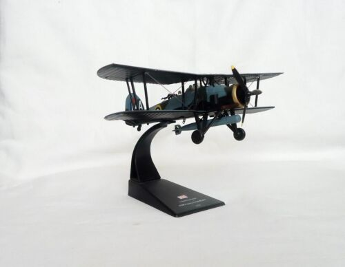 172 Amercom Fairey Swordfish MIB w9 Army Model