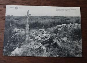 """CPA Emplacement du village de Fleury Verdun guerre 14-18 - France - État : Occasion : Objet ayant été utilisé. Consulter la description du vendeur pour avoir plus de détails sur les éventuelles imperfections. Commentaires du vendeur : """"Trs bon état"""" - France"""