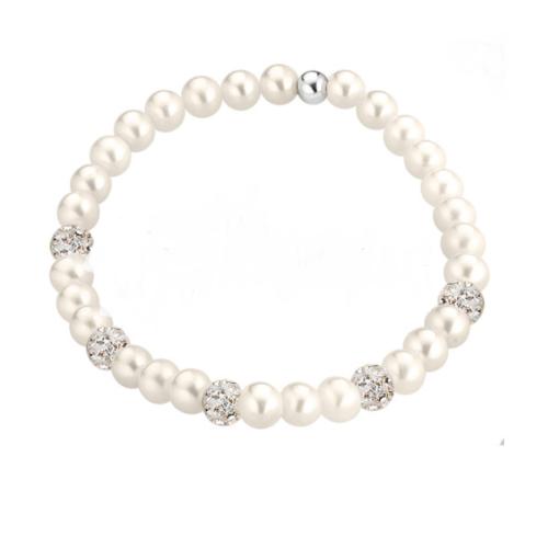 Kioto Bracciale Bracciale Bracciale Elastico Perle Diametro 6 mm 242B Molla 4c7f12