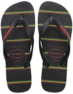 Havaianas pour Stripes Top Homme Logo Tongs qRFCqp