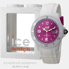 Authentic Ice White Purple Unisex Watch SI.WV.U.S.10