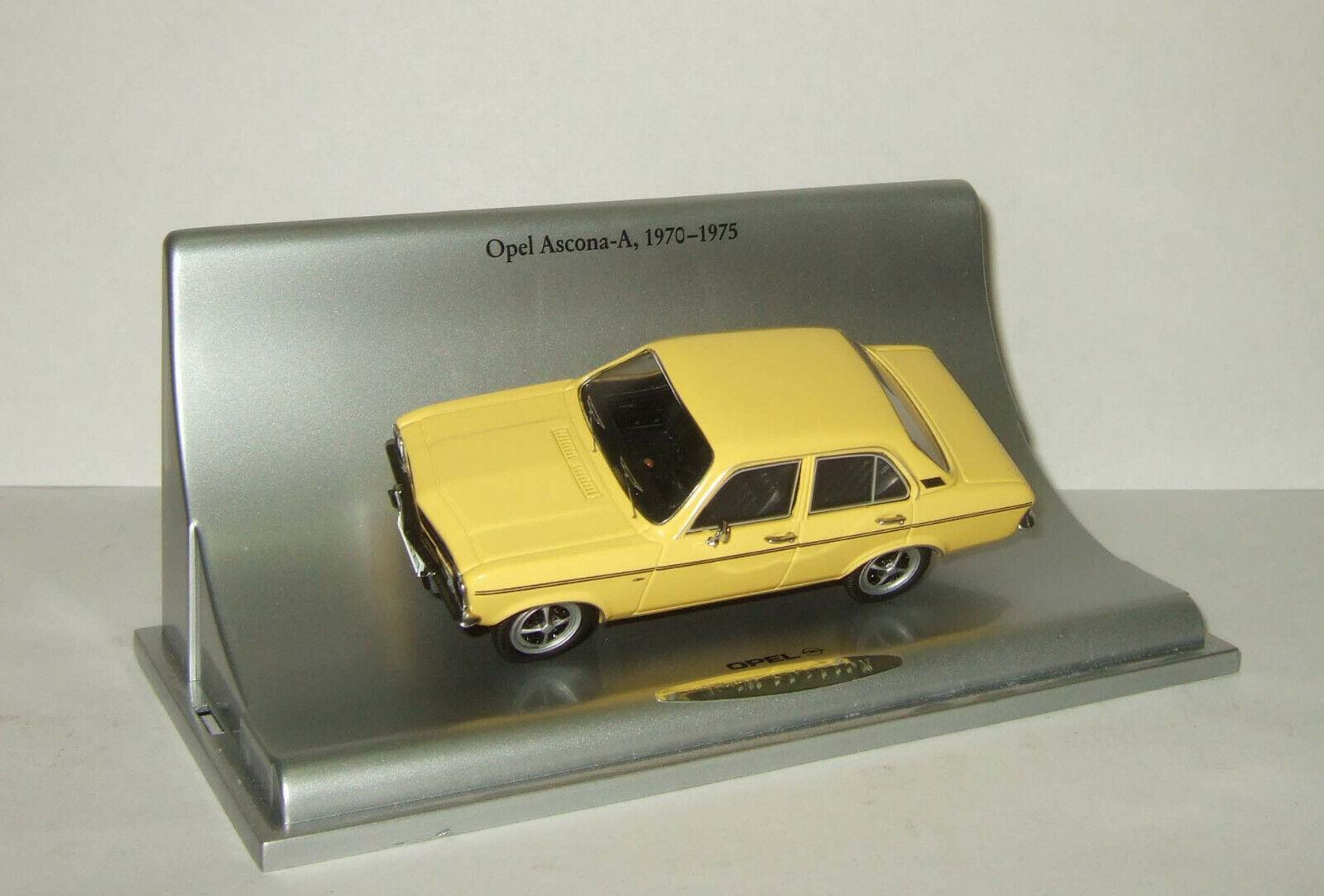 1 43 Schuco Opel Ascona A 1970 BERLINA