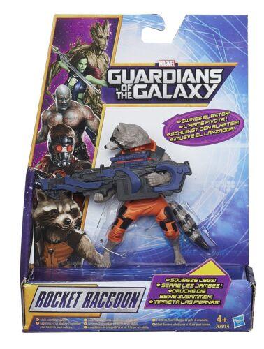 Gardiens de la Galaxie Rapid Revealers Rocket Racoon Figure-NEUF