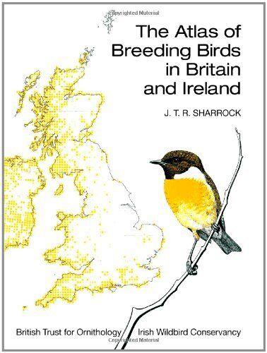 1 of 1 - The Atlas of Breeding Birds in Britain and Ireland By J.T.R. Sharrock
