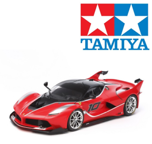 Tamiya 24343 Ferrari FXX K Race Car 1 24 Scale Kit
