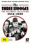 The Three Stooges - Ultimate Collection (DVD, 2016, 17-Disc Set)