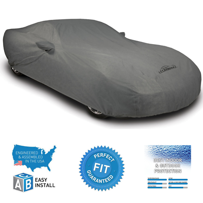 BMW 320 CONVERTIBLE PREMIUM WATERPROOF CAR COVER HEAVYDUTY COTTON LINED