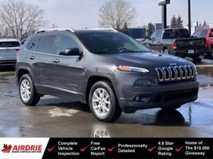 2015 Jeep Cherokee North 4x4 - Low KMs! New Tires!