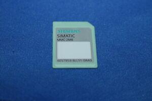 Siemens Simatic s7 Memory Card 2mb 6es7953-8ll11-0aa0