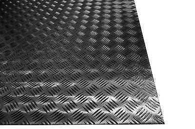 1000X2000 mm Lega 1050 H24 Dim Lamiera Mandorlata Alluminio Spessore:3 mm