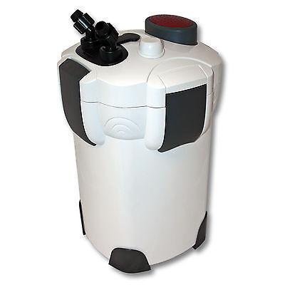 SunSun HW-302 Außenfilter 18 W 1000 L/h 3 Stufen Kammerfilter Aquarium Filter