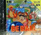 PC Engine HuCard Be Ball Japan Game Clean & Work Fully