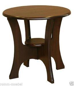 couchtisch stubentisch wohnzimmer tisch s10 rund 60 cm. Black Bedroom Furniture Sets. Home Design Ideas