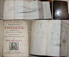 Jacobi rouhaulti Tractatus physicus. comentario le Grand 1700