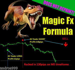 Reversal magic trading system