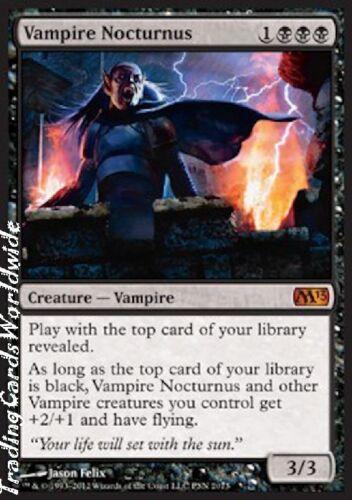 //// Magic Gathering Vampire Nocturnus //// NM //// Planeswalkers Promos //// engl