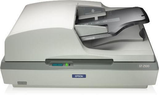 Epson GT GT-2500 Flatbed Scanner--NO PSU
