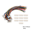 JST-xh-2-54-conector-incl-cable-15cm-conector-xh-2-3-4-5-6-7-8-9-10-pin-24awg-RC miniatura 9