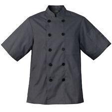 Chef Code Lightweight Ultra Soft Short Sleeve Chef Coat Cc124lt