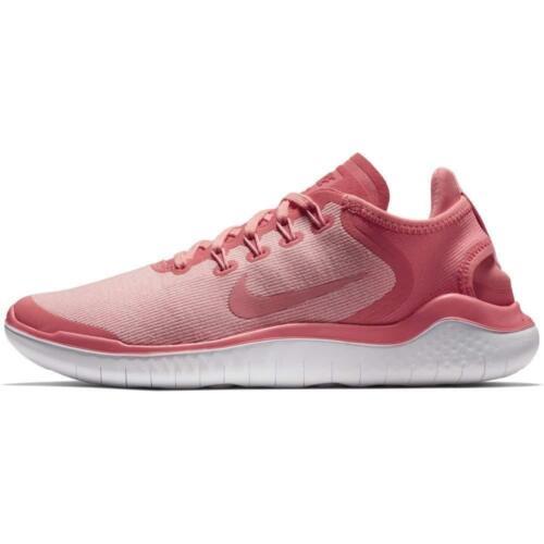800 Free Corail Nike Ah5208 Chaussures Femmes Tropical Mer 2018 Rose Rn Soleil Paxq5