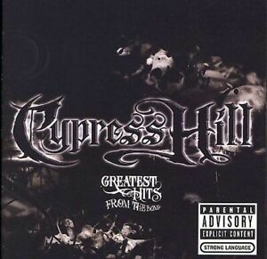 CYPRESS-HILL-Greatest-Hits-From-The-Bong-Gold-Series-CD-BRAND-NEW-Bonus-Track
