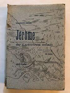 Jerome-60-Latitude-Nord-M-BEDEL-amp-Illustre-par-PER-KROHG-1929
