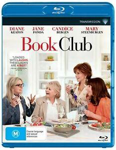 Book-Club-Blu-ray-Region-B-BRAND-NEW-amp-SEALED
