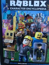 Roblox Ser Robots Character Encyclopedia By Roblox 2018