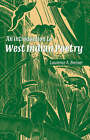 An Introduction to West Indian Poetry by Laurence A. Breiner (Hardback, 1998)