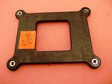 PowerSpec 8338 Intel Socket 478 Motherboard Heatsink Fan Mounting Back Plate