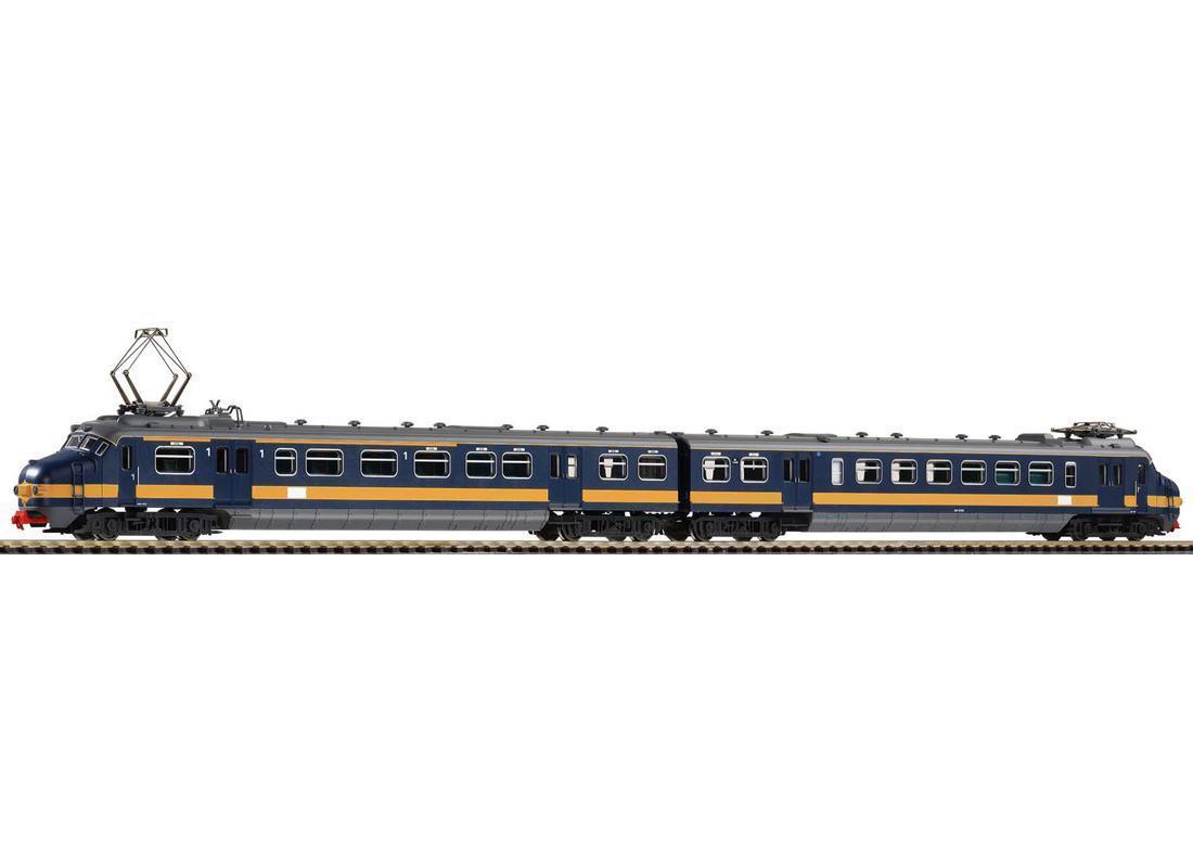 Piko - 57373- Unidad de Tran Eléctrica Hondekop Benelux NS 8