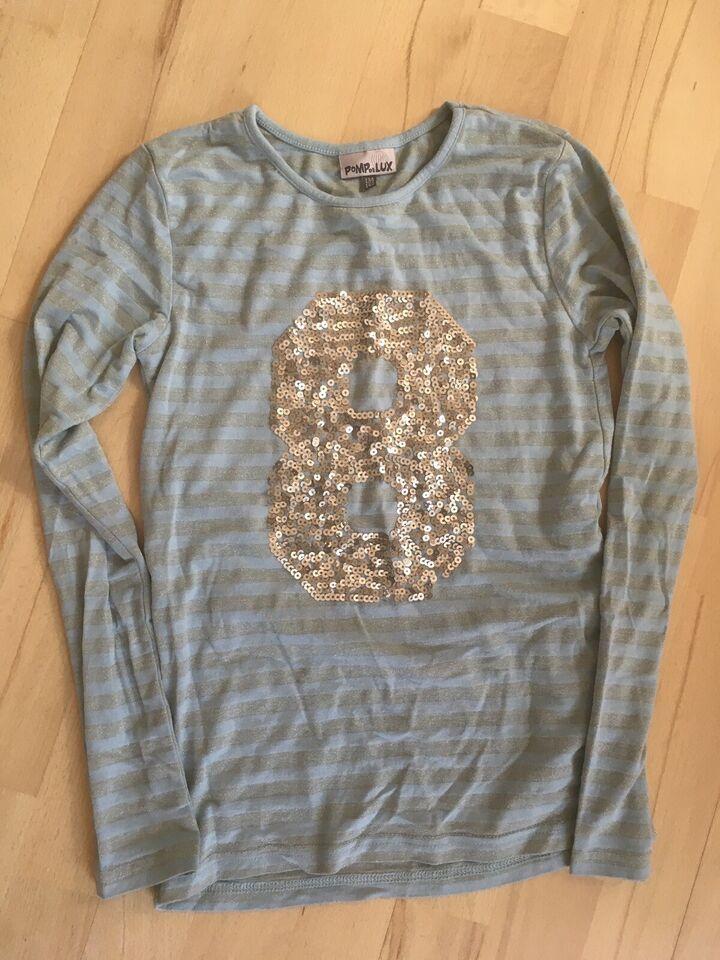 Bluse, Langærmet t-shirt, Pomp de Lux