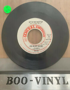 THE-VELVET-SATINS-NOTHING-CAN-COMPARE-TO-YOU7-NORTHERN-SOUL-VINYL-RECORD-EX-Con