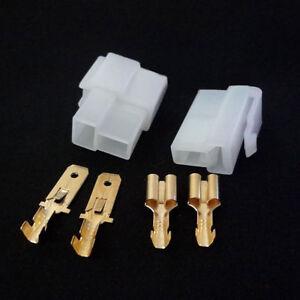 Type-T-Alimentation-Connecteur-Set-Yaesu-Icom-Etc-Prise-Et-Prise-PL110