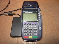 VeriFone VX570 Omni 5750 Credit Card Reader Terminal INCL PSU - M257-554-22-EUA