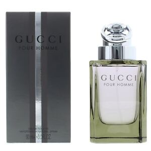 db6d436812b3 Gucci By Gucci Eau de Toilette 90ml Spray Men s - NEW. EDT - For Him ...