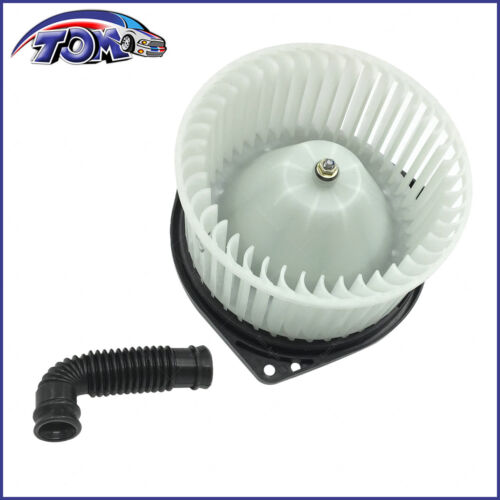 Heater A//C Blower Motor w// Fan Cage For Sentra Forester Frontier Pickup Truck