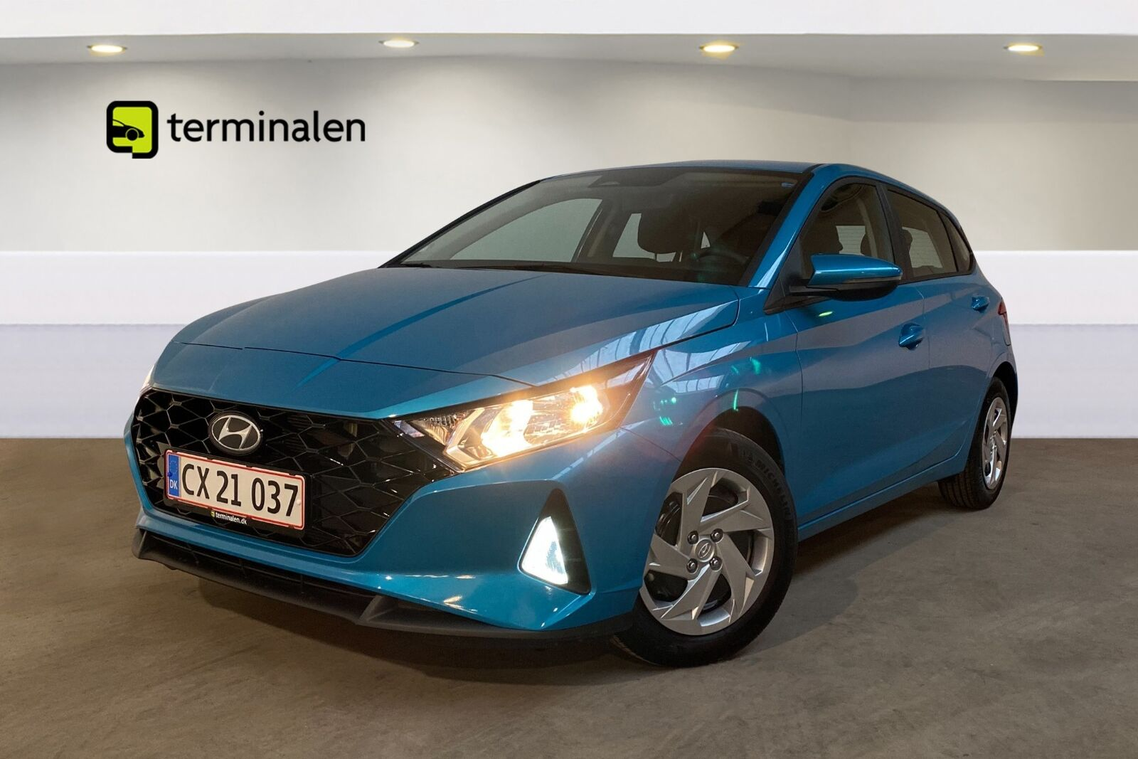 Hyundai i20 1,0 T-GDi Essential DCT 5d - 192.800 kr.